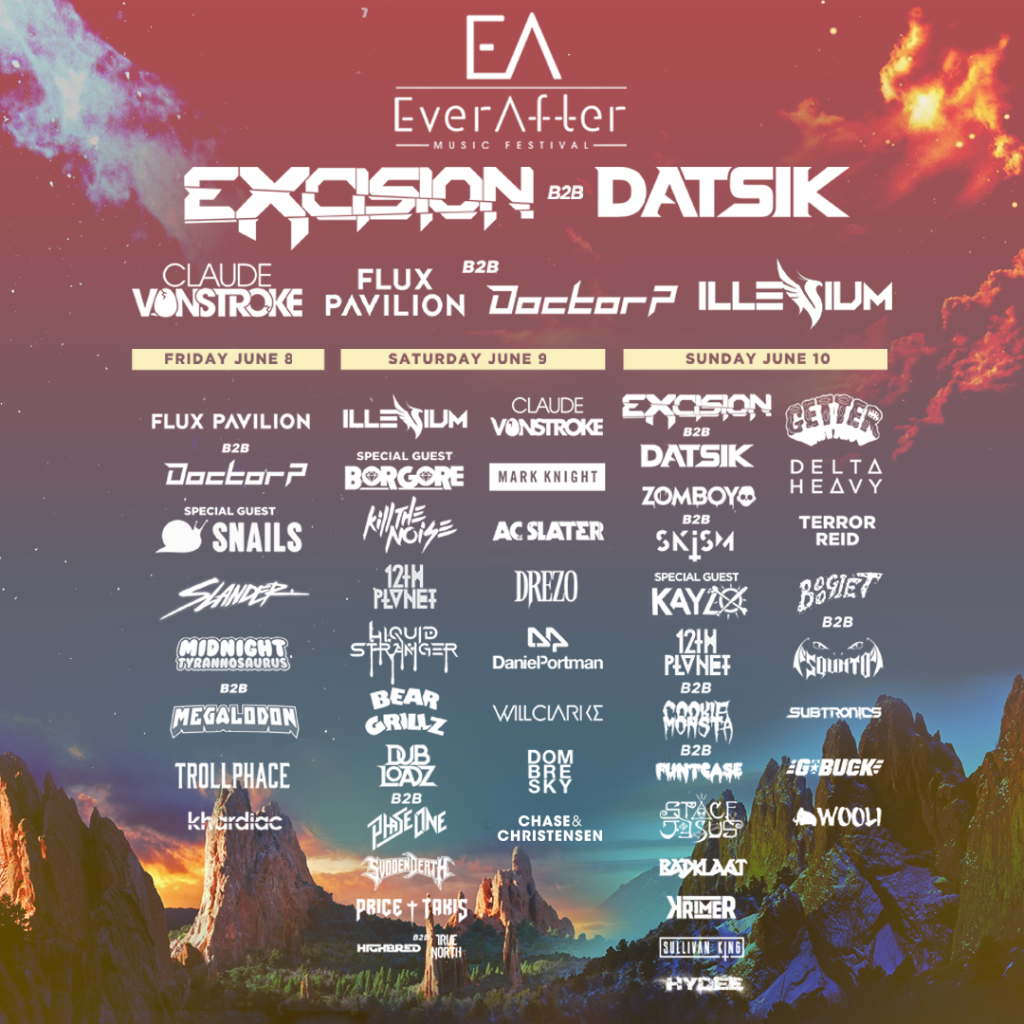 Ontario's Ever After Music Festival Has Announced Their Official Lineup